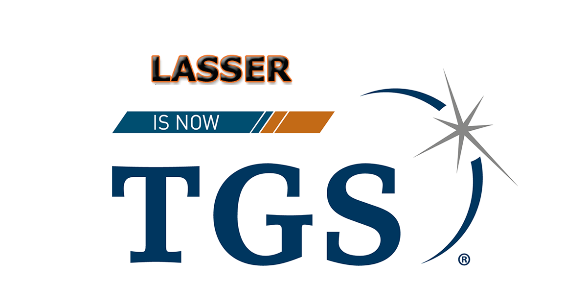 TGS is now Lasser